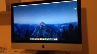 iMac Shutdown Suddenly and Randomly