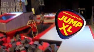QUADRUPLE FRONT FLIP ! (Jump XL)