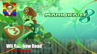 Mario Kart Fan Music -Wii Rainbow Road- By Panman14