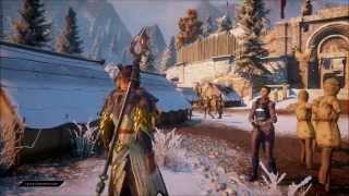 Dragon Age: Inquisition -- Haven -- Cassandra