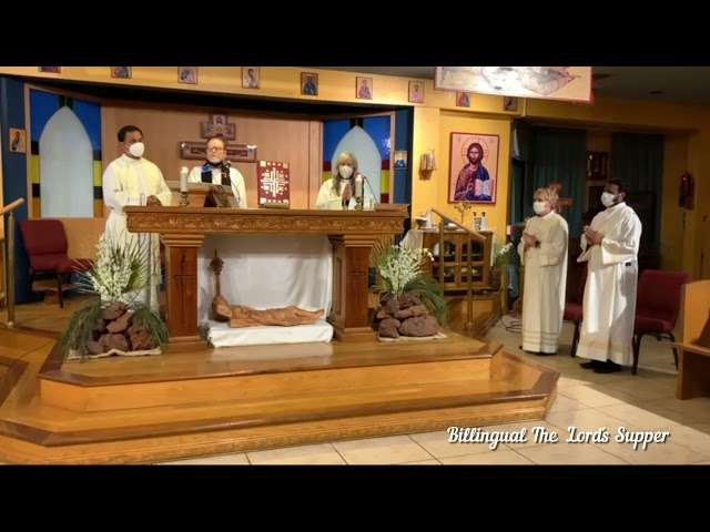 Full Liturgy - Billingual English - Spanish Mass