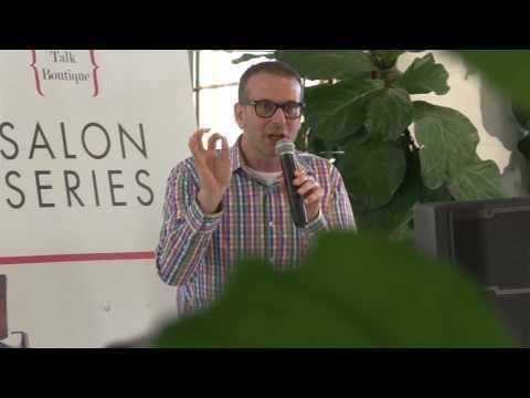 Stephen Friedman | Talk Boutique Salon: Digital vs Community