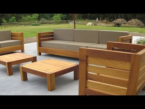 Out Door Sofa