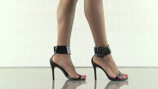Gayla in Black Shoe Republic