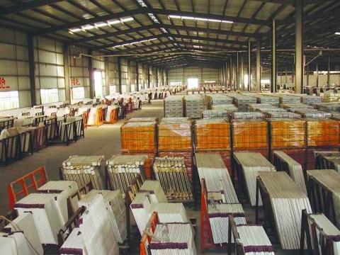 Ceramic Tiles Manufacturing Process