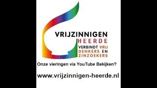 Viering 24 Januari Met Drs. Rinus Van Warven.