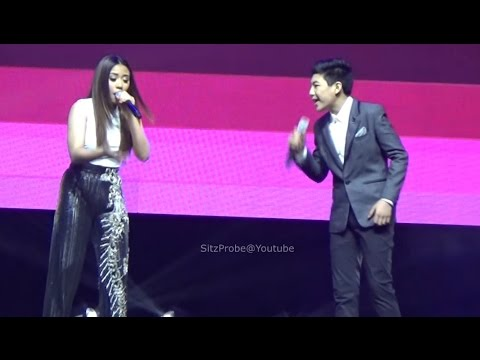 Chandelier Showdown - Morissette Amon and Darren Espanto on Wish 107.5 Music Awards
