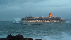 CRUISE SHIPS In BAD WEATHER 2019! Must Watch! Heavy Seas in Storm!