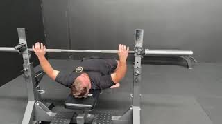 Performing the Bench Press