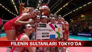 Türkiye-Almanya 2020 Avrupa Kıta Elemeleri Voleybol Final Maçı