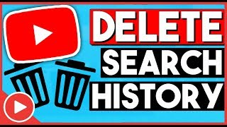 How To Clear YouTube Search History 2019 (NEW)