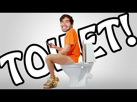 COSAS QUE HACER EN EL BAÑO | Toilet Time - JuegaGerman