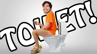 COSAS QUE HACER EN EL BAÑO | Toilet Time - JuegaGerman thumbnail