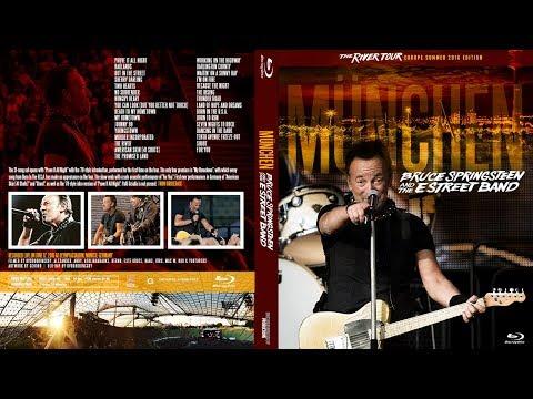 Bruce Springsteen - Munich 2016 FULL SHOW