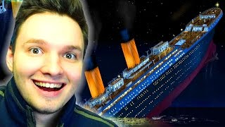 . YOU CAN SURVIVE THE TITANIC? ¦ Roblox