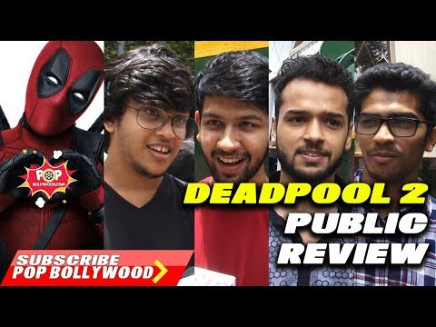 DeadPool 2 Public Review | Ranveer Singh | Bhuvan Bam
