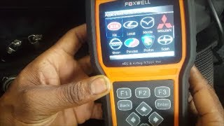 Foxwell NT630 Automaster Pro ABS Airbag Reset Tool Diagnostic Scanner Car Repairing Honest Review
