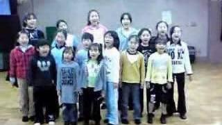 3月22日公演「ハッピースマイル」やまと子どもミュージカル.