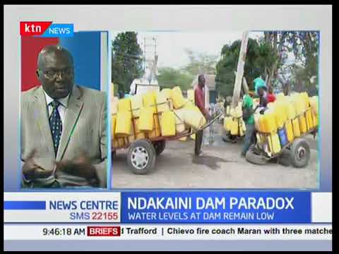 Why water rationing will continue despite rise in water levels at Ndakaini dam