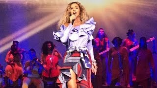 Beyonce Gives Surprise Performance At Her Own Company Holiday Party