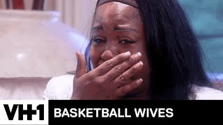 Jackie Christie's Emotional Therapy w/ Ta'Kari Lee & Chantel | Basketball Wives