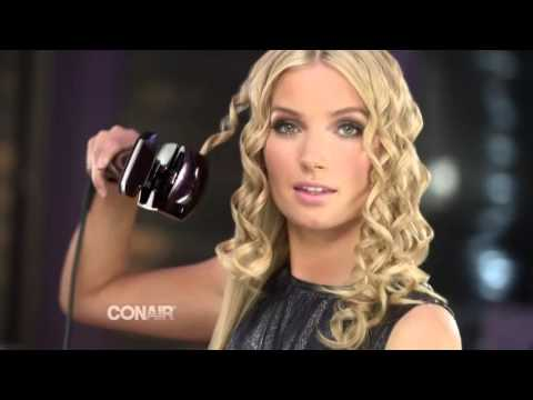 conair curlsecret how it works youtube. Black Bedroom Furniture Sets. Home Design Ideas