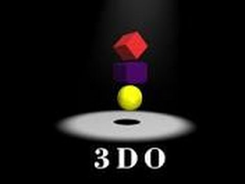 100 3D0 Games In 10 Minutes
