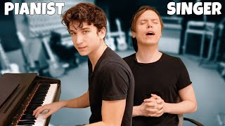 Singers vs Pianists (feat. Daniel Thrasher)