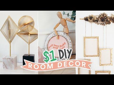 diy-dollar-store-room-decor---$1-aesthetic-super-easy-//-lone-fox