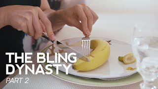 $16K Banana-eating Lessons with China's Wealthiest - Ep. 2 | The Bling Dynast | GQ thumbnail