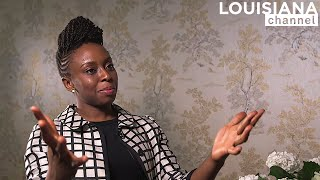 Chimamanda Adichie: Beauty does not solve any problem