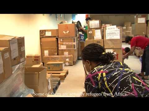Internationals Working in Global Charity in Hong Kong