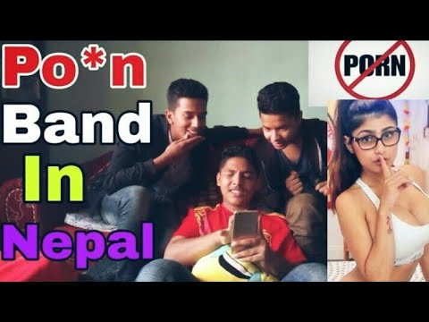 """""""porn banned in Nepal"""" Types of people after porn band 