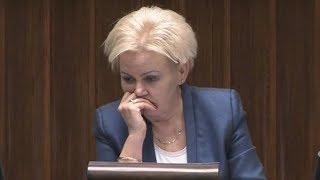 """Wicemarszałek sejmu nazywa """"blondynką"""" posłankę PO-KO"""