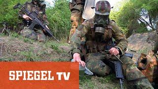 """""""Die Augeeeeen links!"""": Rekruten bei der Bundeswehr (Teil 3)"""