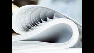 видео Производство туалетной бумаги, анализ рынка