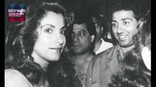 Was Dimple Kapadia Married to Sunny Deol?