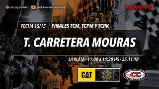 15-2018) La Plata: Final TCM, TCPM y TC Pick Up