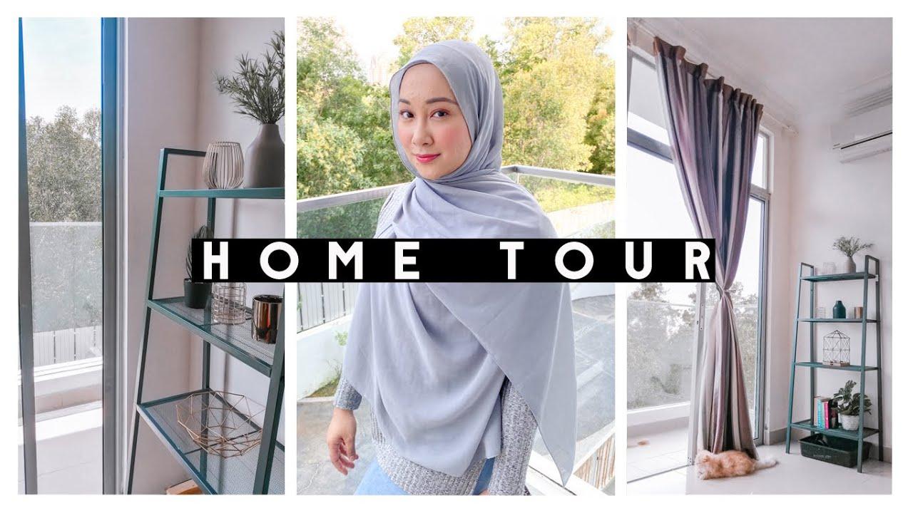 Home Tour ! Akhirnya I Dah Pindah! 🥳 | Aisha Mohd
