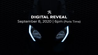 Digital reveal new Peugeot Metropolis 2020 (LIVE - VOST)