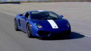 Lamborghini Vs. Turbo Ford Gt Vs. Audi R8 Supercharged