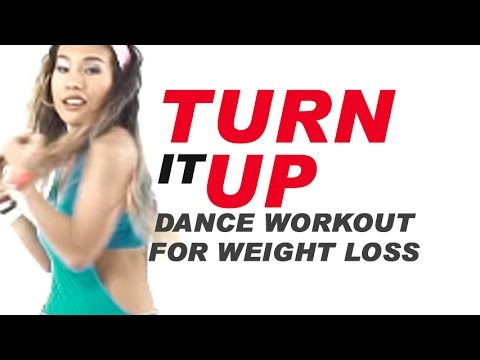 Zumba® Warm Up Routine | Turn it up Warm Up Mix | Dance Workout For Weight loss | Michelle Vo