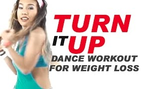 Turn it up Warm Up Mix | Zumba® Warm Up Routine | Dance Workout For Weight loss | Michelle Vo