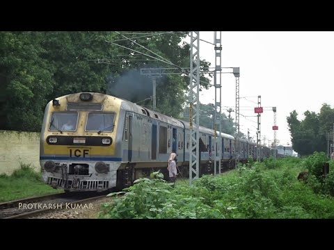 Gorakhpur to Bagaha Special DEMU train for Flood Affected People