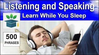 English Listening and Speaking Practice Learn While You Sleep