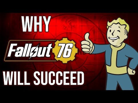 Why Fallout 76 Will Be Successful