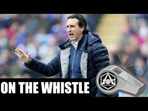 On The Whistle: Leicester City 3-0 Arsenal -