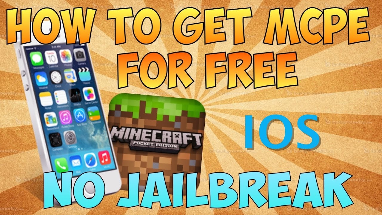 DOWNLOAD M.C.P.E Free in 10 Minutes IOS 10 March WORKING - YouTube
