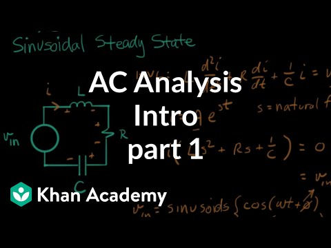 AC analysis intro 1