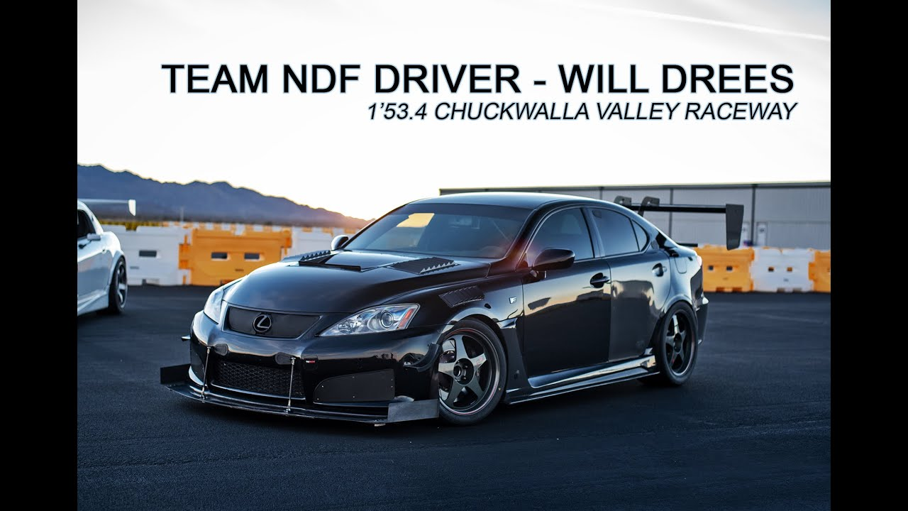 1'53.4 Chuckwalla Valley Raceway - Team NDF Driver Willem Drees - Club Racer January 17, 2021